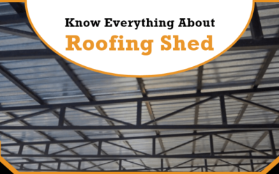 What are The Different Types of Roofing Sheets for Shed Structure?