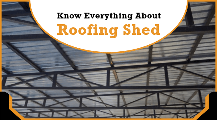 Types of roofing sheet