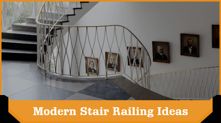 Modern Staircase Railing Ideas to Elevate Your Home's Style