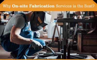 Why should you choose On-site Fabrication Services for Your Work?