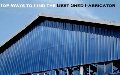 What to Consider When Choosing a Roof Shed Fabricator?