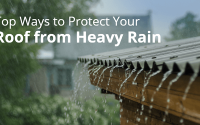 How to Protect Your Roof From Heavy Rain?