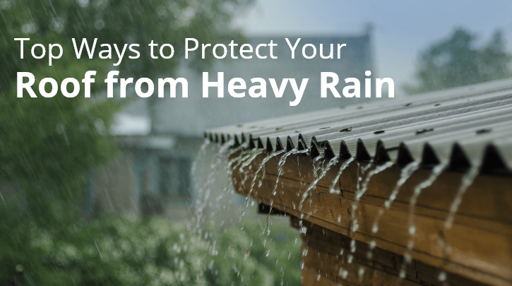 Ways to protect your roof